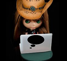 THOUGHTS OF YOU DOLL & LAPTOP PICTURE/CARD by ╰⊰✿ℒᵒᶹᵉ Bonita✿⊱╮ Lalonde✿⊱╮