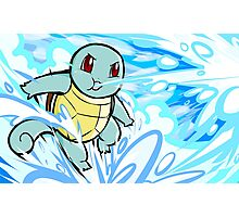 Squirtle | Bubble Photographic Print