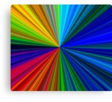 Colour circle ( color ) Canvas Print