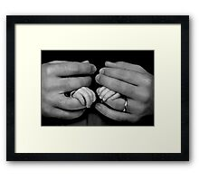 ONE DAY....... Framed Print