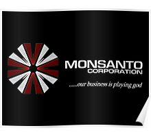 Corporate Evil Poster