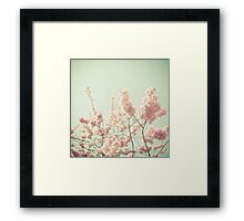 In All It's Glory Framed Print