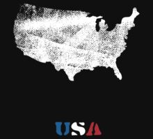 United States map by vinainna