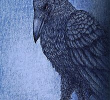 The raven by Indigo46