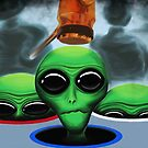 Whack 'A' Alien by mdkgraphics
