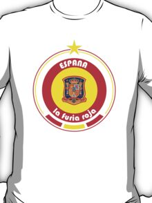 World Cup Football 8/8 - Team Espana T-Shirt