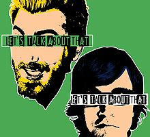 Good Pop Morning - Rhett & Link by awakuroi
