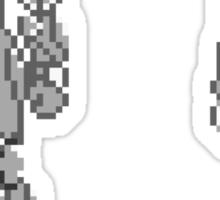Metroid II - Return of Samus T-shirt Sticker