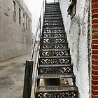 Ornate Stairs by Keala