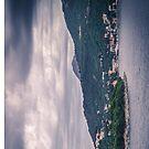 Dubrovnik Landscape [iPad case] by Matti Ollikainen