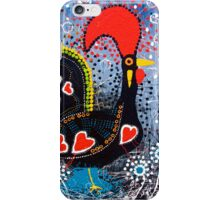 Portuguese Rooster 2 iPhone Case/Skin