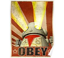 OBEY Version 2 Poster