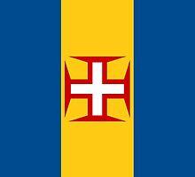 Madeira Flag by mijumi