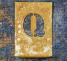 Letter Q by Ricard Vaqué