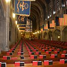 The Chapel at West Point by Imagery