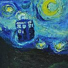 Van Gogh Blue Box by siroctopus
