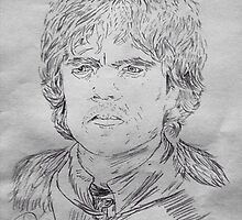 Tyrion Lannister by leenasingh