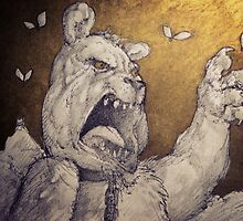 Angry Bear by Marcoapc