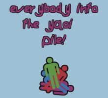 Everybody into the yoai pile! T-Shirt
