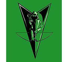 Emerald Archer Photographic Print