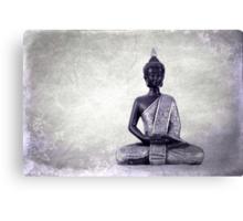 Buddha - JUSTART © Canvas Print
