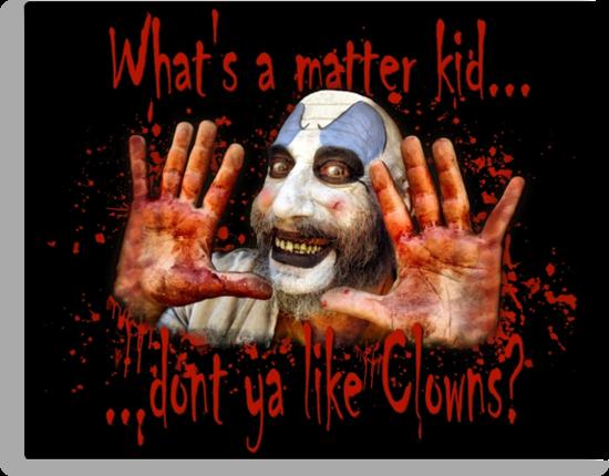 Whats a matter kid....... by blackiguana