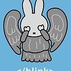 Don't Blink Miffy by Moovian