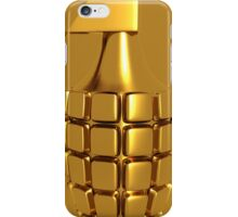 Golden Hand Grenade  iPad Case / iPhone 5 Case / iPhone 4 Case / Samsung Galaxy Cases  / Pillow / Tote Bag / Duvet  iPhone Case/Skin