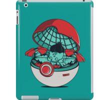 Green Pokehouse iPad Case/Skin