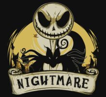 Nightmare by Donnie Illustration