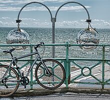 Brighton seafront by Beverley Goodwin