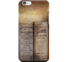 Pharmacy - I'm in so much pain iPhone Case/Skin
