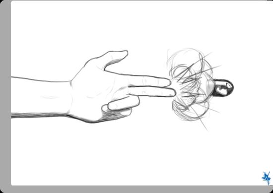 Finger Bang by Archymedius