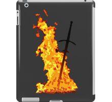 Bonfire ( Dark Souls II ) iPad Case/Skin
