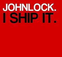 Johnlock. I ship it. by ohsotorix3