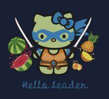 Hello Ninja Turtle Leader Kids Clothes