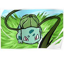 Bulbasaur | Vine Whip Poster