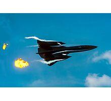 Lockheed SR-71A 64-17960 head banger Photographic Print
