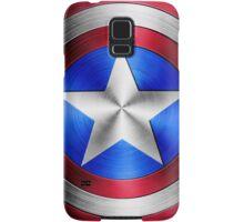 Captain America Shield 2 Samsung Galaxy Case/Skin
