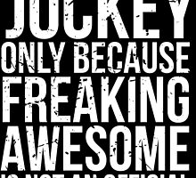Karaoke Jockey - Freaking Awesome by mintytees