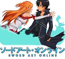 Kirito & Asuna - SAO by Gurdokk