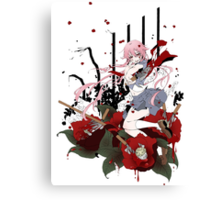 Yuno Gasai, Everyone's favorite Yandere Canvas Print