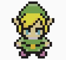 Pixel Link by Jordan Garvey