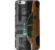 Teen Wolf - Times Square Taxi iPhone Case/Skin