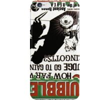 Quibbler?  iPhone Case/Skin