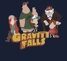 Gravity Falls by jehnner