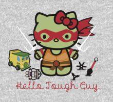 Hello Ninja Turtle Tough Guy Kids Clothes