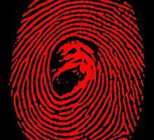 Giygas Thumbprint by kruegerm16