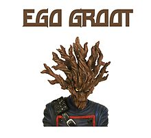 I Am Groot Latin by zacharyskaplan