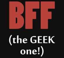 BFF The Geek One! by 2E1K